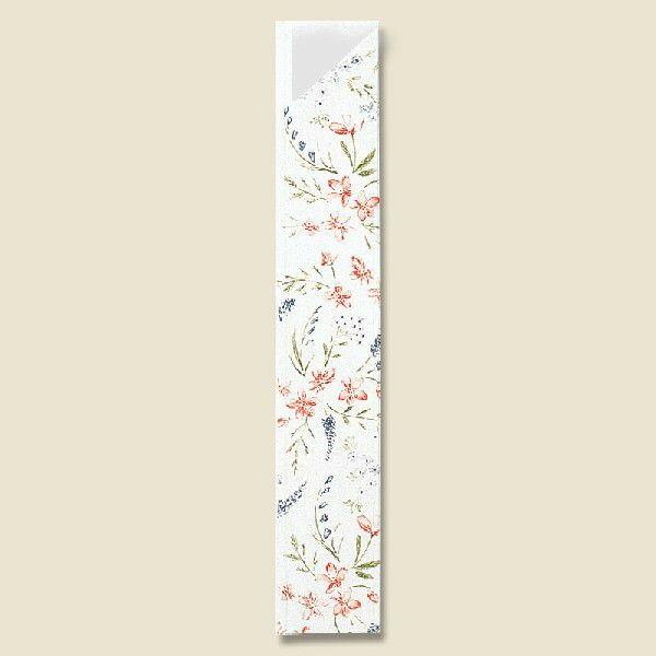 箸袋 中袋シリーズ 花柄 1000枚 #004660700