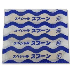 まるわ 木製アイスクリームスプーン7.6 小袋入 6連×20P (004636867)