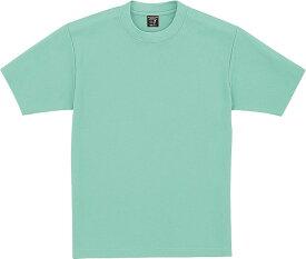 自重堂 WHISeL 半袖Tシャツ 47624 ミントグリーン