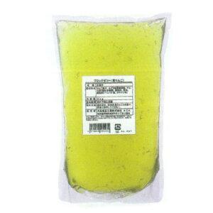 大島食品 ブロックゼリー 青りんご 2kg×5入