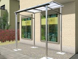 サンルーム テラス囲いオリジナル ガーデンルーム 【 ルーミー3独立式テラス 】 標準工事費込!R型 F型