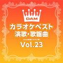 「DAMカラオケベスト 演歌・歌謡曲 Vol.23」CD-R