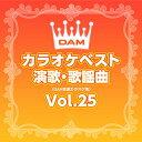 「DAMカラオケベスト 演歌・歌謡曲 Vol.25」CD-R