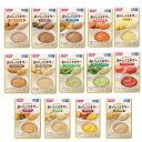 ホリカフーズ 介護食 区分4 おいしくミキサー おかず 14種類セット (区分4 かまなくて良い) 介護用品