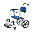 (代引き不可) 座位安定シャワーキャリー SY-10 ピジョンタヒラ (お風呂 椅子 浴用椅子 シャワーキャリー 背付き 介護) 介護用品