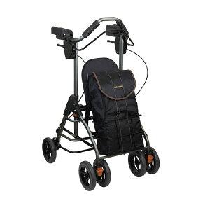 テイコブリトルボンベF WAW17 幸和製作所 (歩行車 歩行補助 酸素ボンベ 折りたたみ) 介護用品