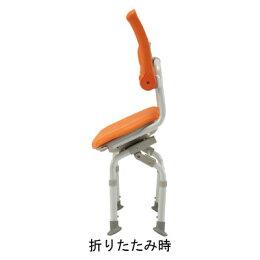 パナソニックシャワーチェア[ユクリア]ミドルSP回転おりたたみNPN-L41221(介護用風呂椅子お風呂椅子カビにくいチェア折りたたみ浴室椅子肘掛け椅子回転椅子)介護用品