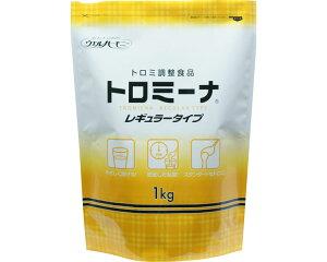 トロミーナ レギュラータイプ 1kg ウエルハーモニー (とろみ剤 とろみ 介護食 食品) 介護用品