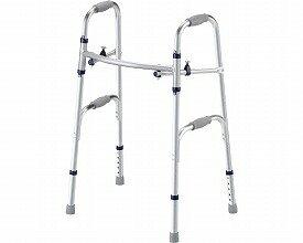イーストアイ セーフティーアーム ハイタイプ 固定式 SAHR (固定式 歩行器 折りたたみ式 歩行訓練 立ち上がり補助)介護用品