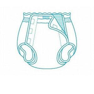 (代引き不可)オープン型おむつカバー 18-01012 M モナーテメディカル (おむつカバー おむつ 介護 おむつ 大人) 介護用品