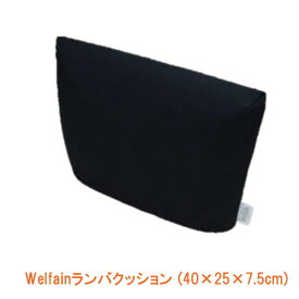 (当店は土・日曜日はポイント+5倍!!)Welfainランバクッション (40×25×7.5cm) ウェルファン 介護用品