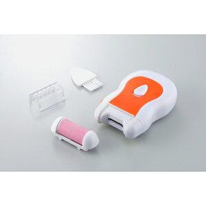 電動爪切り&かかとローラー / SV-6681 富士パックス販売 (電動 爪切り 角質ケア 高齢者) 介護用品