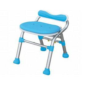幸和製作所 テイコブ コンパクトシャワーチェア 背低SCM04(入浴用品 入浴用椅子 お風呂用椅子) 介護用品