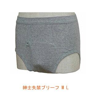 紳士 失禁ブリーフ W663 M L ウエル (男性用失禁パンツ 尿漏れパンツ 吸収量約100cc) 介護用品