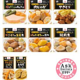 大和製罐 介護食 区分3 エバースマイル ムース食 和食8種セット (区分3・舌でつぶせる) 介護用品