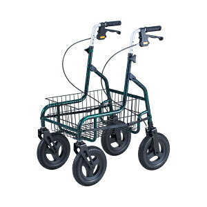 (代引き不可) セーフティーアーム ロレータキャリー 大型タイヤ RSCA イーストアイ (介護 歩行補助器 歩行器 歩行車 折たたみ) 介護用品