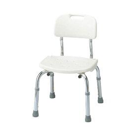 アロン化成 安寿 背付シャワーベンチC 535-430 (介護用 風呂椅子 介護 浴室 椅子) 介護用品