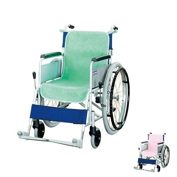 ケアメディックス 車いすシートカバー(同色2枚入り) /44020 介護用品