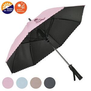 ファンクール 扇風機付き日傘 19インチ / ピンク サックス ブラック / プライムリンク (日傘 完全遮光 扇風機 裏地 黒) 介護用品