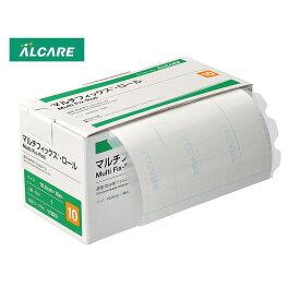 アルケア マルチフィックス・ロール 5号 17821(5cm×10m)(絆創膏 創傷用ドレッシング材 透湿・防水性フィルムロール)介護用品