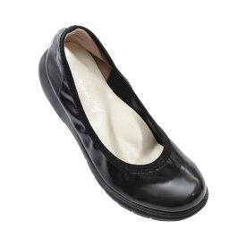 ラックラック空飛ぶパンプス エナメル GS-002 婦人用 (超軽量 婦人靴 シューズ) 介護用品