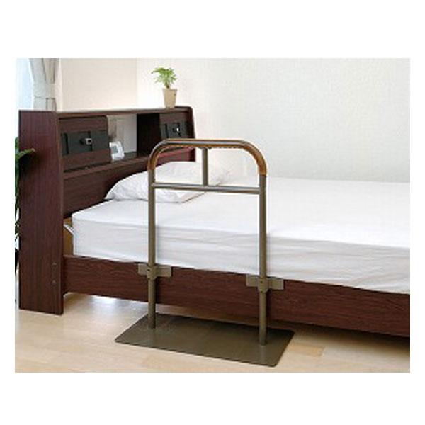 ベッド用手すり しんすけST 48140 リッチェル (介護用品 福祉用具 ベッド ベット 寝具 てすり 介護用品 福祉用具 ベッド ベット てすり 立ち上がり )