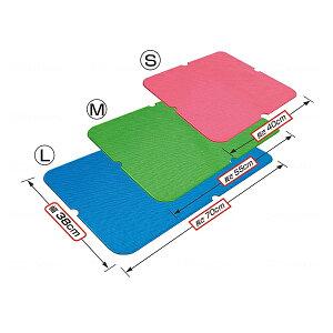 滑り止めお風呂マット ダイヤタッチハイ Lサイズ SD70/L 38×70cm シンエイテクノ(入浴用品 すべり止めマット 自沈 浴槽 滑り お 風呂 グッズ)