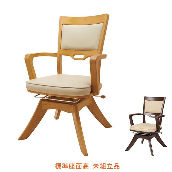 (代引き不可) ピタットチェアEX 標準座面高 PT-17EX-H 未組立品 オフィスラボ(介護施設向け家具 介護用椅子) 介護用品