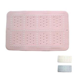 滑り止めバスマット Mサイズ BB2010 ジャパンインターナショナルコマース (入浴用品 お風呂用滑り止めマット) 介護用品
