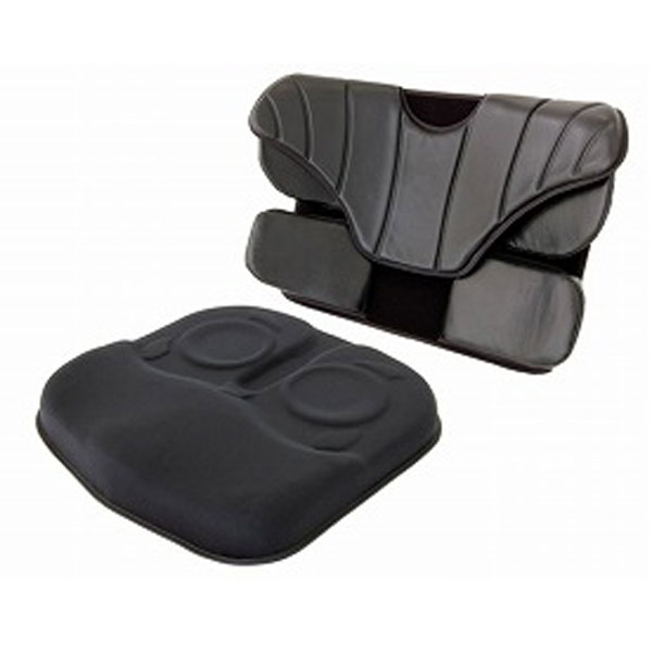 アウルサポートセットOWLS-S01B01 加地 (車いす用クッション 背クッション ゲル クッション 体圧分散) 介護用品