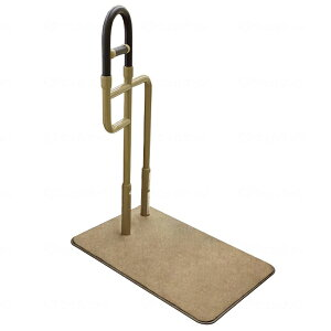 (代引き不可) U-ケア / シコク (立ち上がり手すり 立ち上がり補助手すり おきあがり 室内 転倒防止 ベッド 手すり) 介護用品