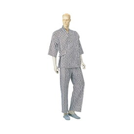 パジャマ型ねまき・紳士(通年用) 介護用品