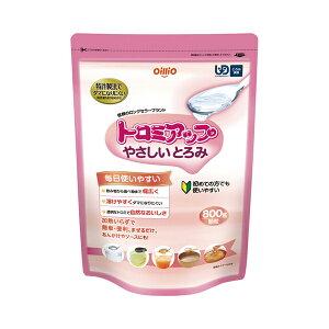 トロミアップ やさしいとろみ 020302 800g 日清オイリオグループ (とろみ剤 とろみ 介護食 食品) 介護用品