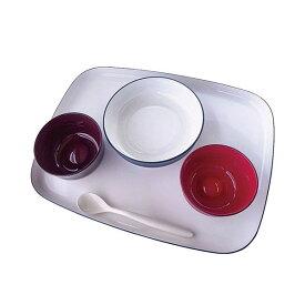 五感で楽しむ自立支援食器IROHA iroha02 基本セット 大成樹脂工業 介護用品