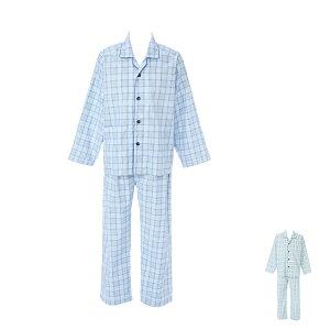 パジャマセット 春夏用 紳士用 SB2700 グンゼ (介護用パジャマ 介護 服 男性用) 介護用品