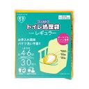 総合サービス トイレ処理袋 ワンズケアYS-290 (ポータブルトイレ用 災害用 防災 簡単処理) 介護用品