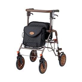 (代引き不可) アイルウォークα アイルリンク (歩行器 折りたたみ式) 介護用品