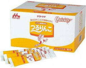 クリニコ つるりんこ クイックリースティックタイプ 3g×50本入り(介護食 食品 トロミ調整食品 トロミ剤 食事補助 嚥下補助) 介護用品