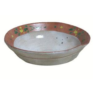 盛り鉢 春色間取花 菓子鉢 19.3cm国産 業務用 食器 美濃焼