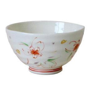 花ふわり桜ご飯茶碗(大)