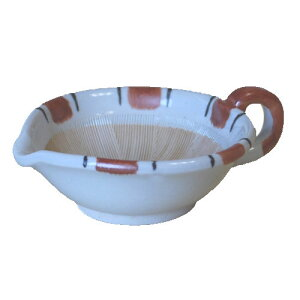 すり鉢 太トクサ 手付きすりごま用 すり鉢 小小鉢 国産 業務用 食器 調理器具【すりこぎは 別売り】