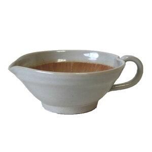 すり鉢 取っ手付きすり鉢 中 ごまだれ鉢美濃焼 業務用 調理器具 離乳食にも