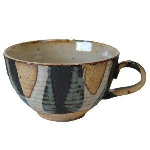 スープカップ バサラ国産 食洗機 レンジ 味噌汁 お椀 和モダン プレゼント 和食器 おしゃれ 持ち手