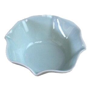 小鉢 青白 ボール(10.3cm)国産 業務用 食器 水色 小皿 たれ お漬物