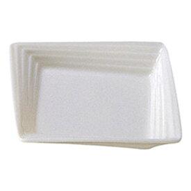 小皿 城 ナッピー 8.2cm 日本製 業務用 食器 小鉢 食洗機対応 レンジ対応 おしゃれ おつまみ たれ