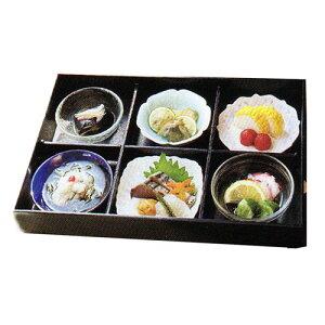 松花堂 弁当 六つ仕切り 風セット(食材は含まれません)弁当箱 オードブル 和食器 おせち 小鉢 小皿 国産 食器