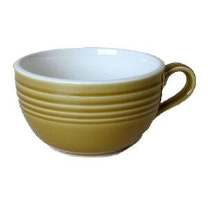 スープカップ アンバー カフェラテカップ国産 食洗機 レンジ 味噌汁 お椀 和モダン プレゼント 和食器 おしゃれ 持ち手