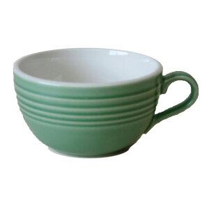 スープカップ グリン カフェラテカップ国産 食洗機 レンジ 味噌汁 お碗 和モダン プレゼント 和食器 おしゃれ 持ち手
