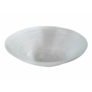 ボール イマージュ 鉢ガラス 25.2cm 業務用 食器涼しげな浅ボール鉢