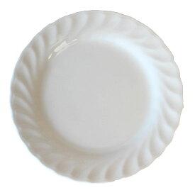 ミート皿 ニューウェーブ デザート皿 20.0cmシルキーボーン 日本製 業務用 食器